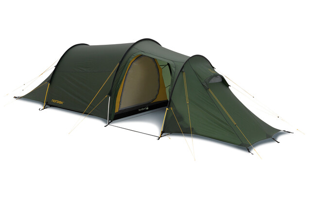 Nordisk Oppland 2 SI Tent forest green
